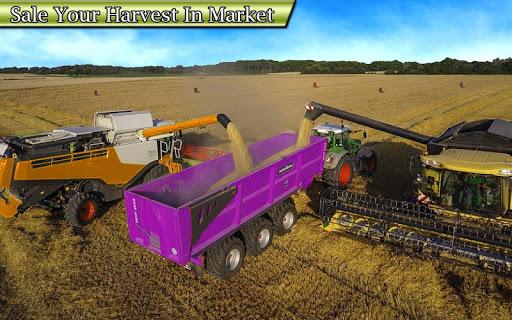 Drive Farming Tractor Cargo Simulator ud83dude9c 1.1 screenshots 4