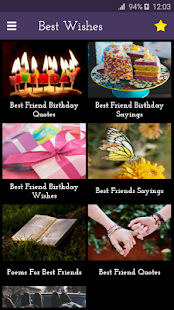 Best Wishes & Greeting Cards – Friends & Family - náhled