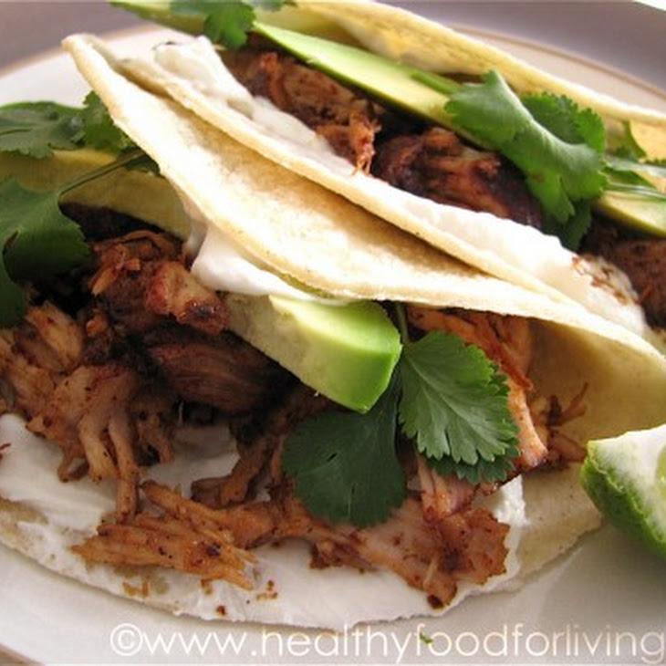 Carnitas (Pulled Pork Tacos)