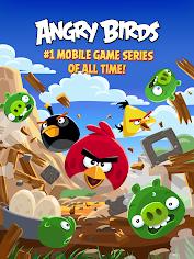 (APK) تحميل لالروبوت / PC Angry Birds Classic ألعاب screenshot