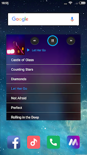 Mp3 Player Screenshot