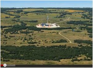 """Photo: Vidéo """"TALISMAN""""...en Français..Gaz de shale - forage et fracturation . http://www.youtube.com/watch?v=mwwh2k0Eilc&feature=related"""