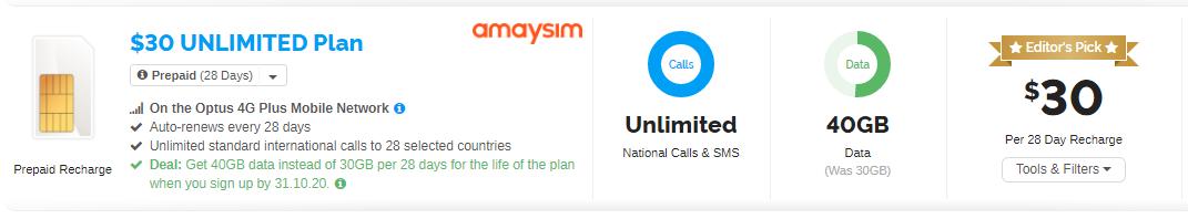 new phone bill savings plan