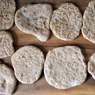 Whole Wheat Flatbreads
