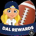 Dallas Football Louder Rewards icon