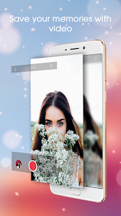 Camera Selfie For Oppo- Wonder Camera Screenshot