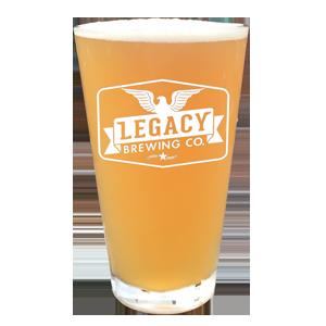 Logo of Legacy Blueberry IPA