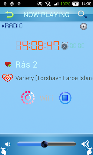 Faroese Radio