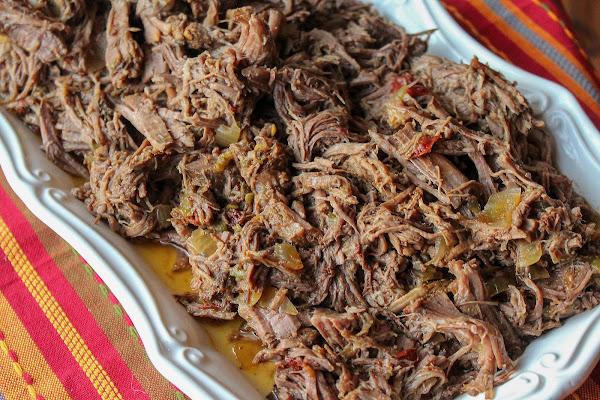 Spring Hill Ranch's Southwestern Shredded Beef Recipe