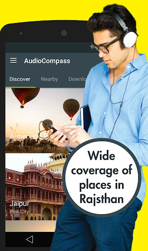 Rajasthan Audio Travel Guide