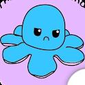 🐙 Pulpos Reversibles Stickers WastickerApps icon