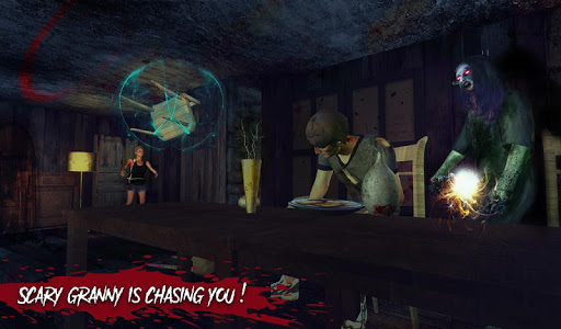 Haunted House Escape - Granny Ghost Games filehippodl screenshot 13