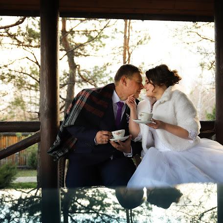 Свадебный фотограф Алёна Нестерова (dyageleva). Фотография от 05.12.2018