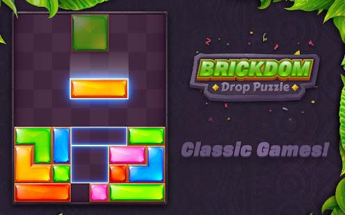 Download Brickdom - Drop Puzzle For PC Windows and Mac apk screenshot 15