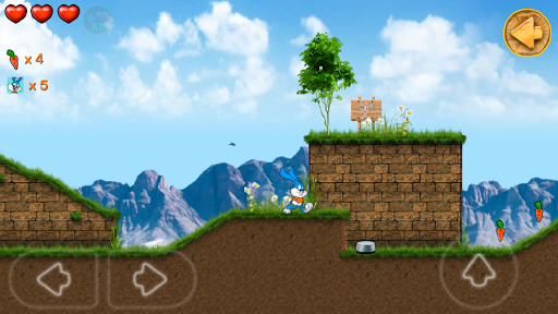 Beeny Rabbit Adventure World 2.5.3 screenshots 1