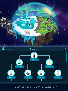 Evergreen – Space Gardens Idle Game Mod Apk (Unlimited Money) 8