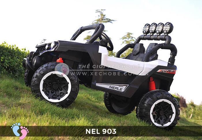 Xe ô tô điện địa hình NEL-903 4 động cơ 17