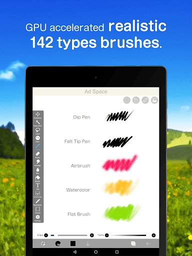 ibis Paint X 5.1.5 screenshots 12