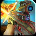 Zombie Army Shooting Strike icon