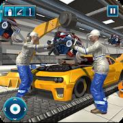 Car Maker Auto Mechanic Sports Car Builder Games