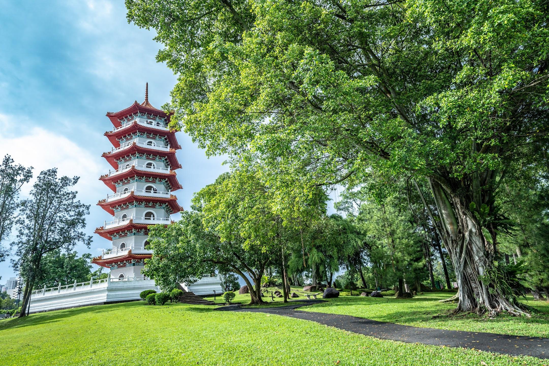 シンガポール チャイニーズ・ガーデン (Chinese Garden) 1