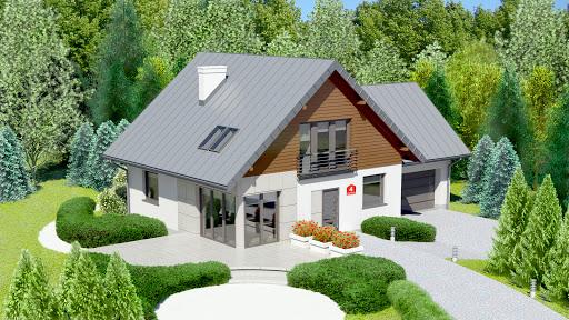 projekt Dom przy Cyprysowej 4