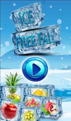 Ice Free fall