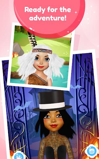 Princess Hair & Makeup Salon apktram screenshots 12