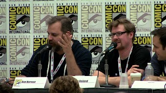 Rick and Morty: Comic-Con Panel 2013