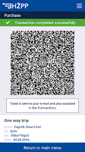 HZPP tickets- screenshot thumbnail
