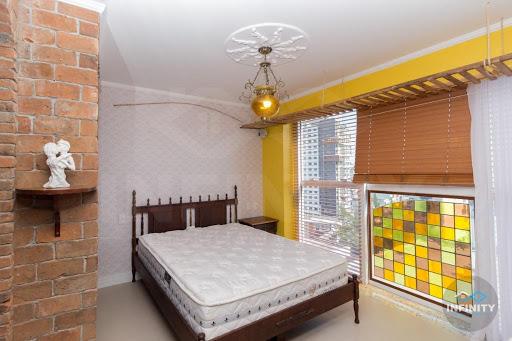 Flat com 1 dormitório - Centro, Torres