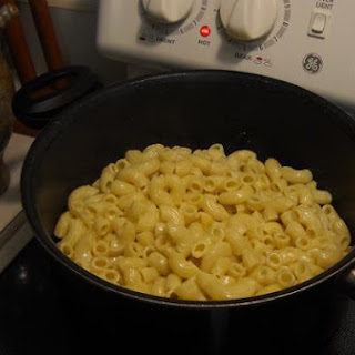 Gran's Velveeta Macaroni and Cheese