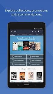 NOOK App for NOOK Devices - náhled