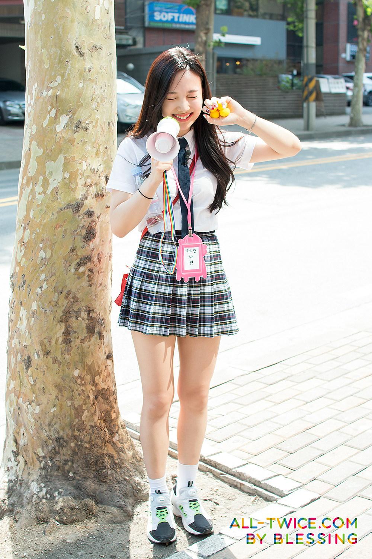 nayeon uniform 4