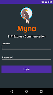 Myna- screenshot thumbnail