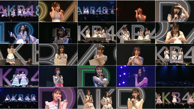 200224 (1080p) AKB48 New Unit Live Festival Unit C (Honey Harmony)