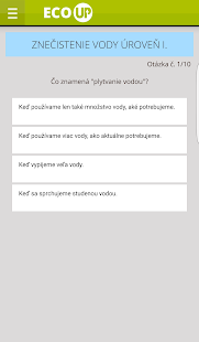 Strom života - ECO UP- screenshot thumbnail