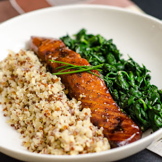 Salmon Brown Sugar Pepper Recipes
