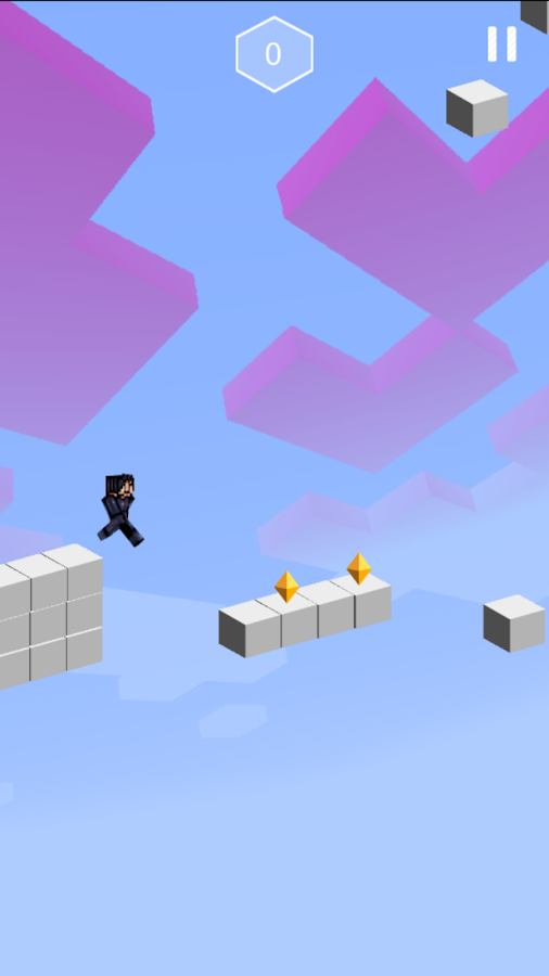 Craft Jump- screenshot