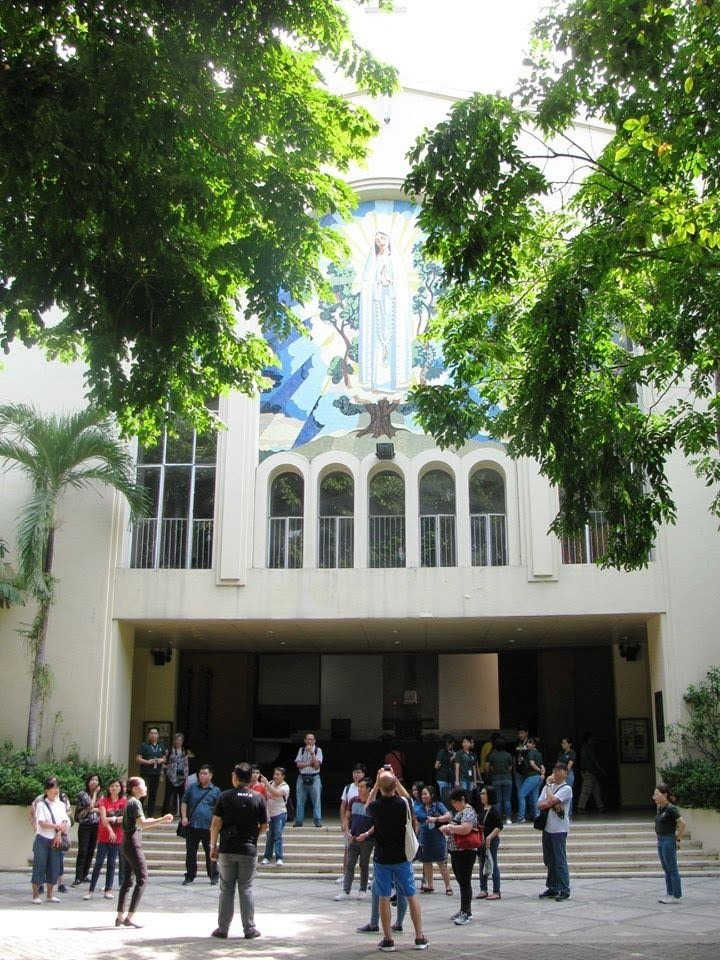 9 Fun Facts about Our Lady of Fatima Chapel inside Far Eastern University