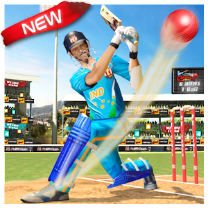 Cricket Champions League - Cricket Games for PC