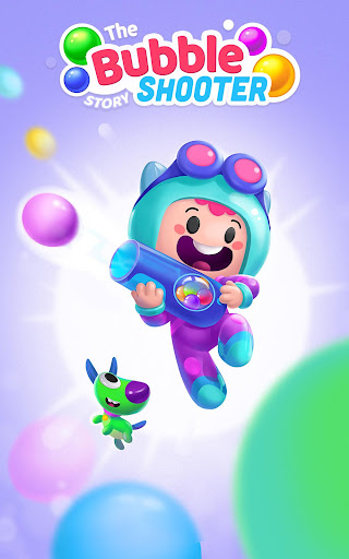 The Bubble Shooter Storyu2122 apkpoly screenshots 5