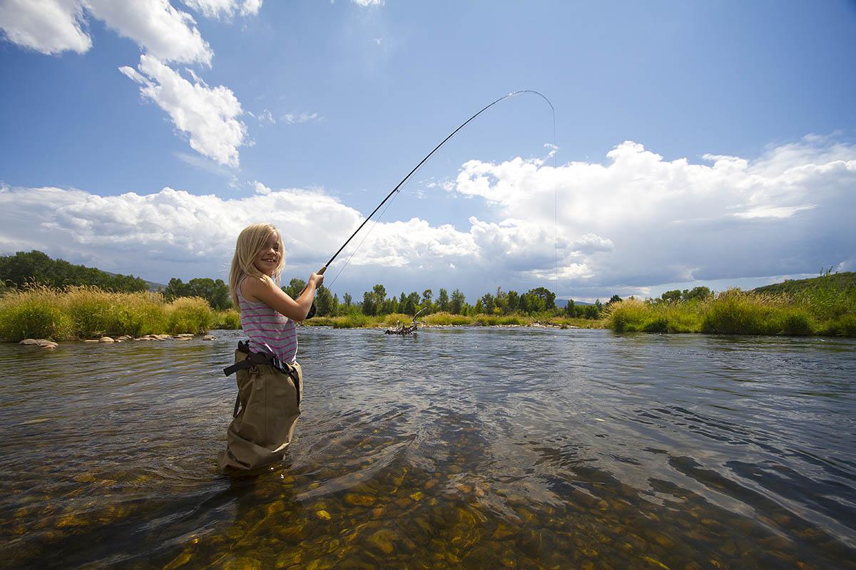 Fishing in Clear Lake