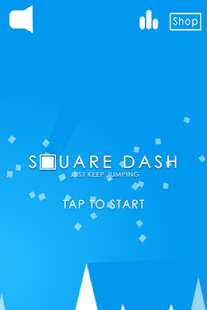 Square Dash!- screenshot thumbnail