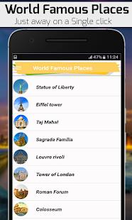 Street View Live GPS: Satellite, Hybrid, Maps View - náhled