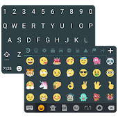 Emoji Keyboard Lite - Smiley, GIF, Symbol, Kaomoji