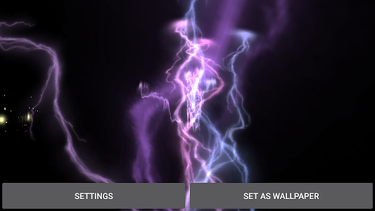 Abstract Parallax 3D Live WP screenshot 9