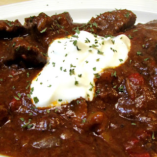 Goulash - How to make Goulash - Polish Gulasz.