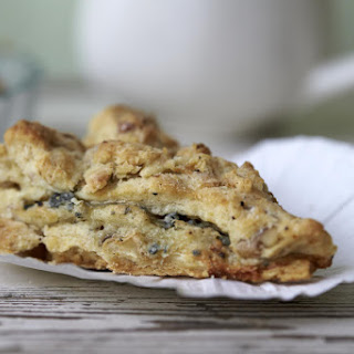 Blue Cheese and Walnut Scones