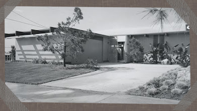 Photo: American Housing Guild built numerous homes near Lake Murray in San Diego.